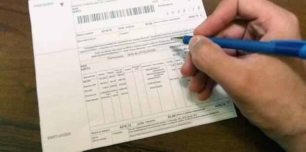 С должниками за «коммуналку» из Алтуфьева заключили семь договоров о реструктуризации
