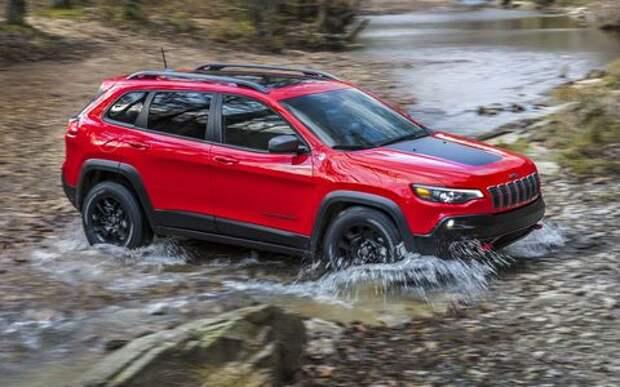 Обновленный Jeep Cherokee: цены и комплектации в России