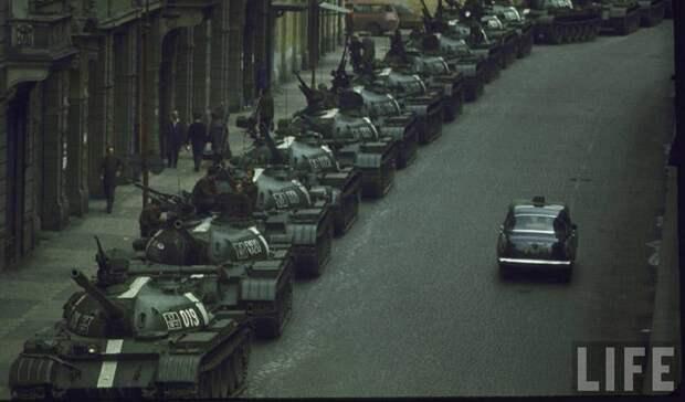Операция «Дунай» – взгляд на вторжение в Чехословакию 49 лет спустя