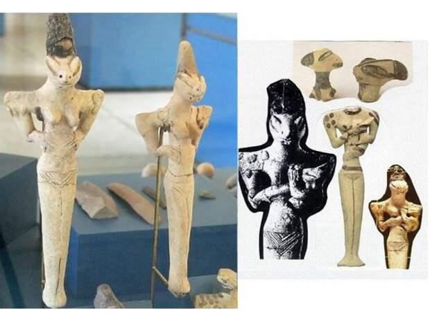 Артефакты, происхождение которых никто не может объяснить
