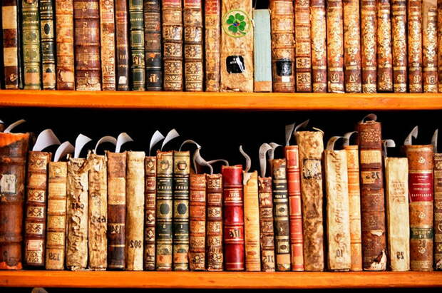 В Англии составили список 110 лучших книг всех времен. Там есть только два русских романа