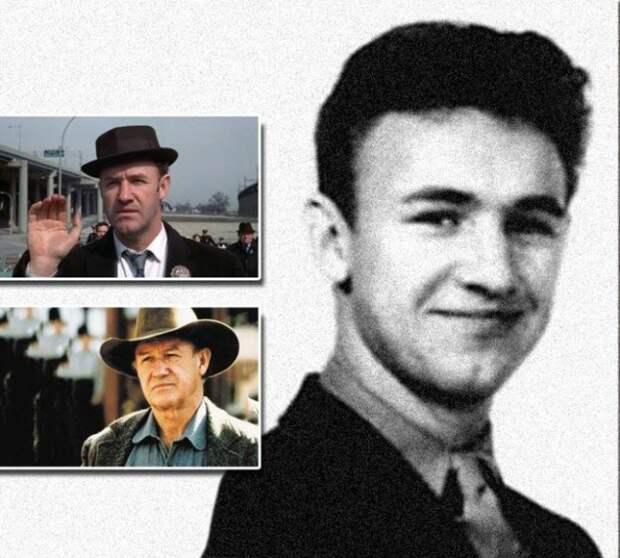 Как выглядели знаменитости в молодости