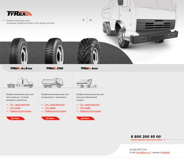 Red Keds: о шинах, о шинах и немного о шинах