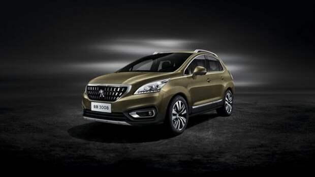 Peugeot 3008: рестайлинг второй, китайский