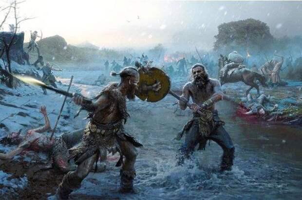 Мировая война бронзового века: кто выиграл первую битву европейской истории