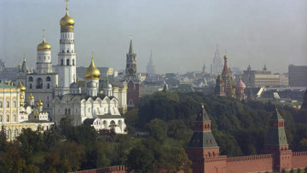 Московский Кремль — главный общественно-политический, духовно-религиозный и историко-художественный комплекс столицы