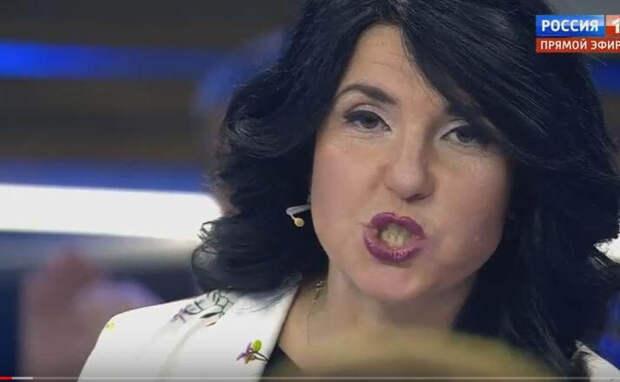 Украинка Соколовская сказала историческую глупость и нарвалась на жесткий ответ Стриженовой