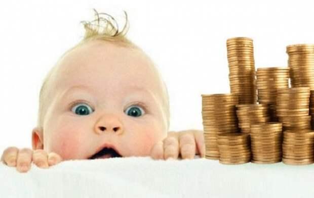Мишустин выделил 34,3 млрд руб. для выплат пособий на детей