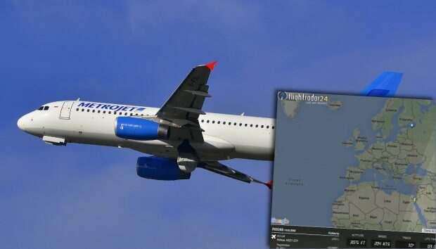 Российский пассажирский самолёт разбился на Синайском полуострове