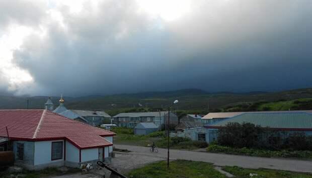 1. Северо-Курильск — более 1800 мм. Города России, дождь, погода, статистика