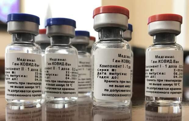 """Шведские ученые назвали """"Спутник V"""" самой эффективной в мире вакциной"""