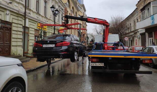 Парковку временно ограничат вцентре Нижнего Новгорода