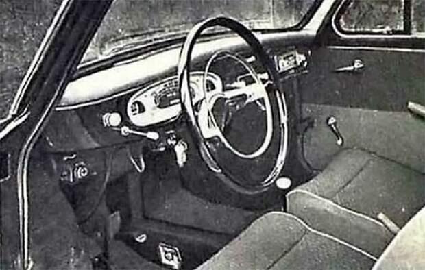 """Найден чудом сохранившийся последний опытный образец ЗАЗ-966 """"Вариант IV"""""""