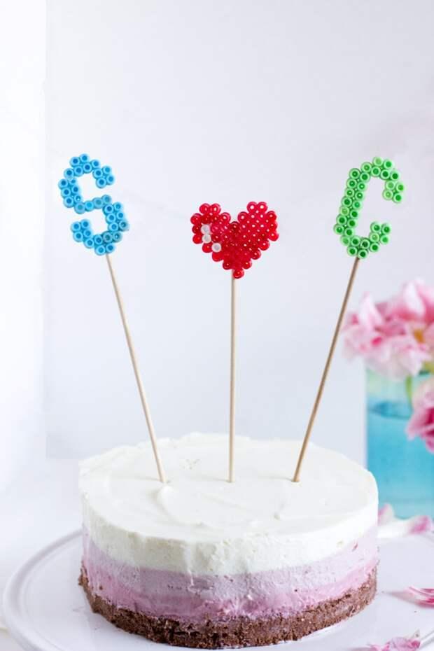 Адресный торт или букет (Diy)