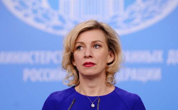 Почему Москва не ведёт диалог с Тихановской: объяснение от Марии Захаровой
