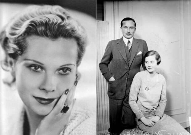 Натали Палей — внучка императора, покорившая западные подиумы и киноэкраны
