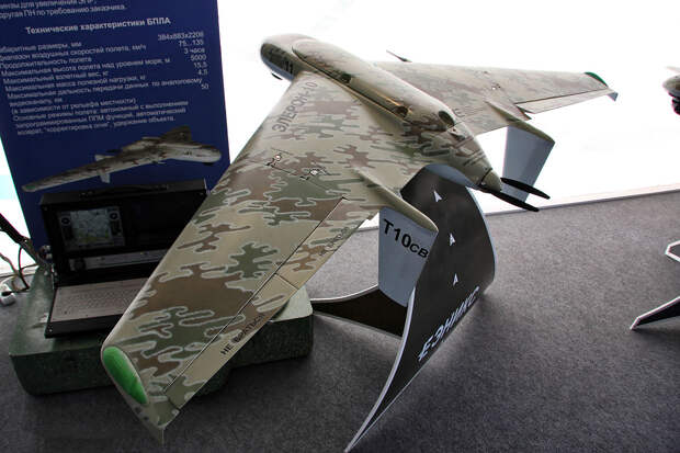 Китайский военный эксперт рассказал об успехах России в развитии беспилотной авиации