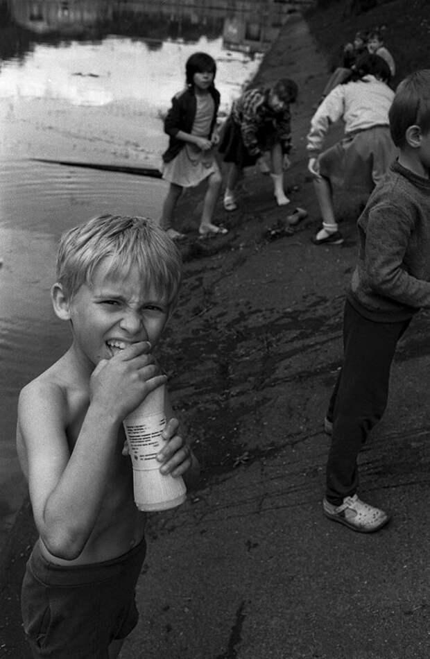 Фотограф Евгений Канаев: «Казань и казанцы в 90-е» 24