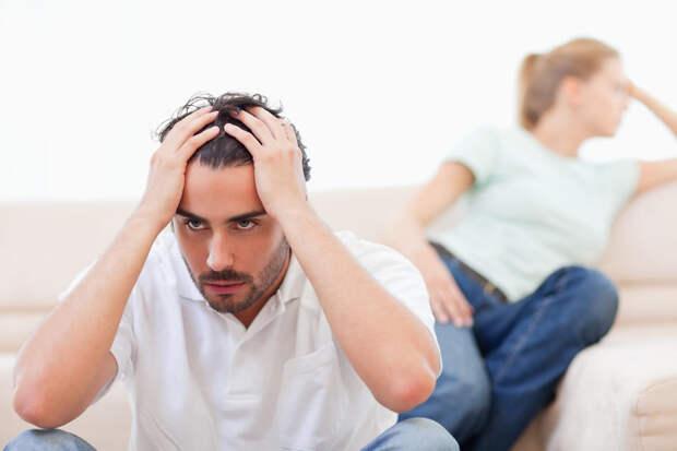Муж: «Либо пусть твоя мать уезжает домой, либо уеду я!»