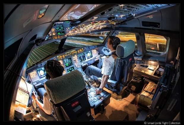 fromcockpit14 25 фотографий, сделанных пилотами из кабин самолетов