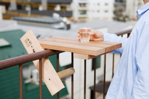 19 блестящих идей, которые помогут сделать балкон любимым местом в доме дизайн, креатив, своими руками