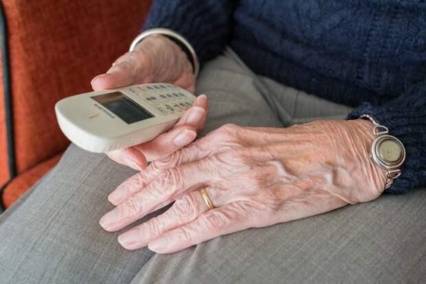 – Начнете помогать нам финансово, тогда и поговорим, а пока с внуками можете и по телефону пообщаться