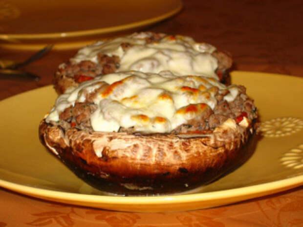 Грибы портобелло на вашей кухне. Учимся готовить оригинальные блюда