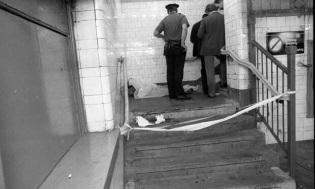 Теория разбитых окон 1980-е годы, 1990-е, Нью -Йорк, история, метро, факты