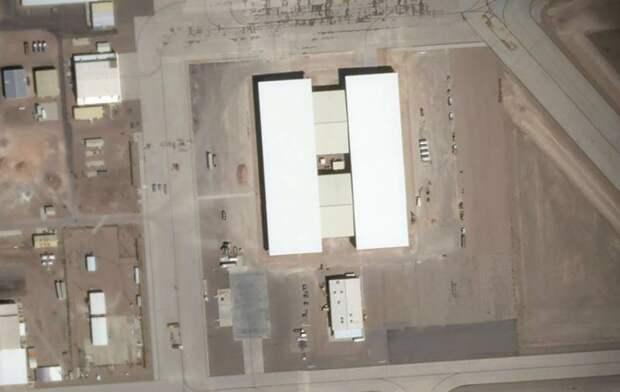 В США гадают о предназначении огромного ангара на территории секретной «Зоны 51»