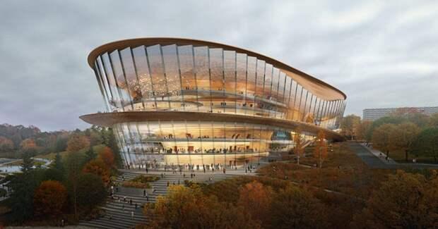 Американские архитекторы создали проект уникального театра дляПерми