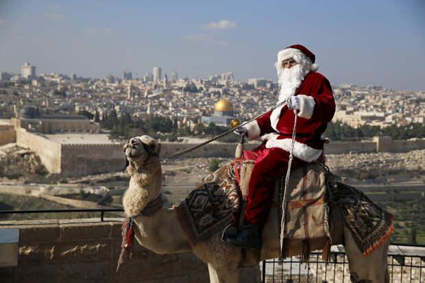 Как в разных уголках планеты готовятся к Рождеству и встрече Нового года
