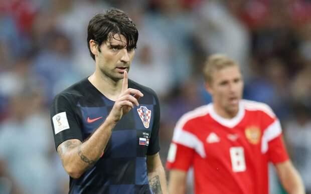 Чорлука будет ассистентом главного тренера сборной Хорватии Далича на Евро-2020