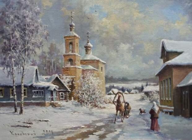 художник Владимир Краевский картины – 25