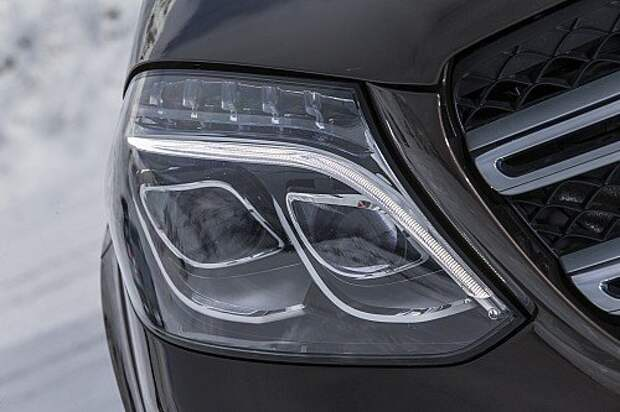 Оператив ЗР: Mercedes-Benz GLS — тайна литеры «S»