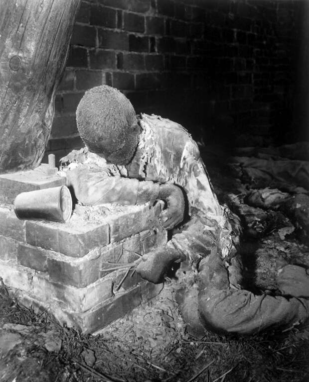 Восстание узников  Бухенвальда.