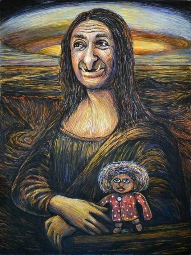 картина художников Юрия и Валерия Ермоленко