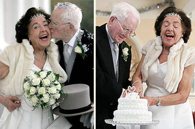 Женится никогда не поздно