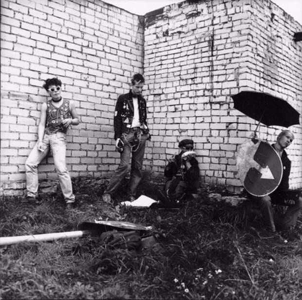 70 искренних фотографий эстонской панк-культуры 1980-х годов 36