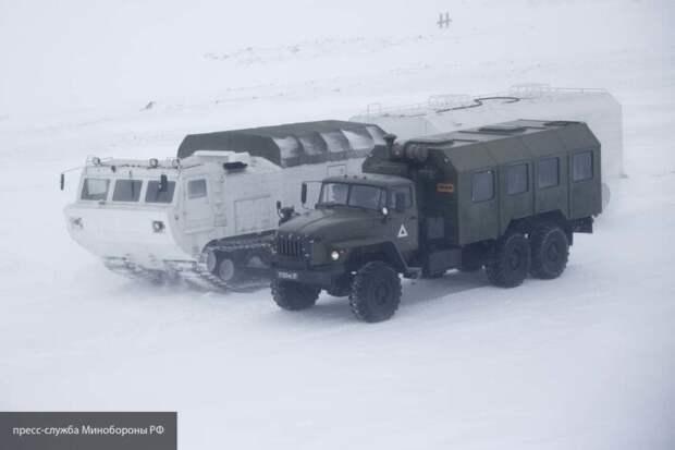 Дандыкин сообщил о готовности России оборонять побережье русской Арктики «Искандерами»