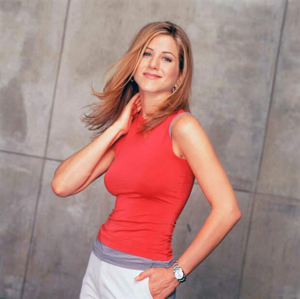 Дженнифер Энистон (Jennifer Aniston) в фотосессии Лена Айриша (Len Irish) (1997), фото 2