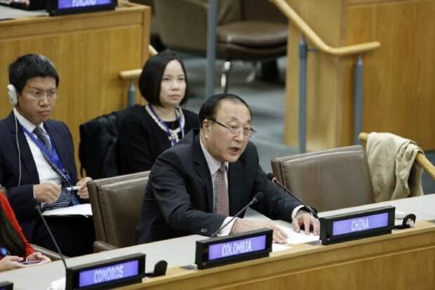 Постпред КНР при ООН призвал искоренить сексуальное насилие как способ ведения войн