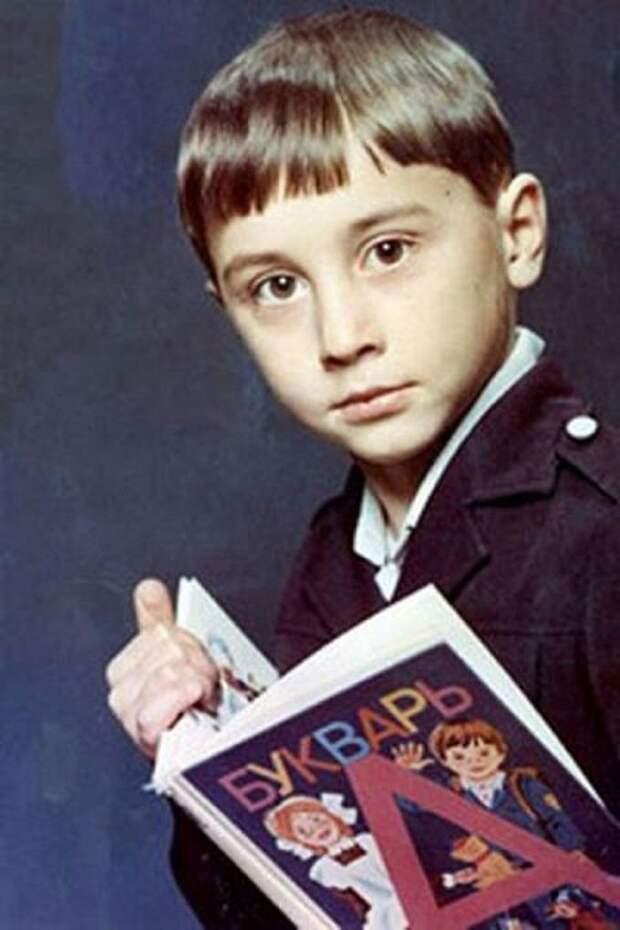 17. Дима Билан дети, детство, знаменитость