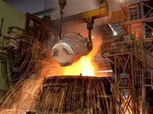 Металлургическая отрасль в РФ