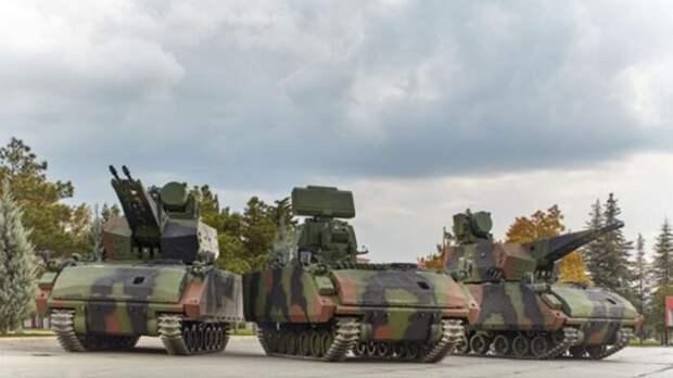 Турция хочет продать Украине системы ПВО Korkut