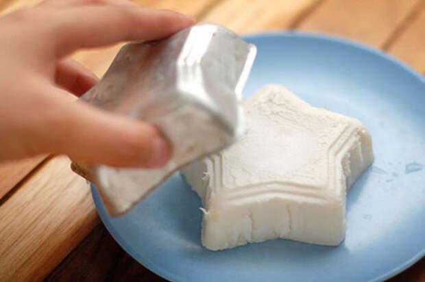 мыло из обмылков