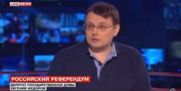Борьба за суверенитет. Российский референдум...