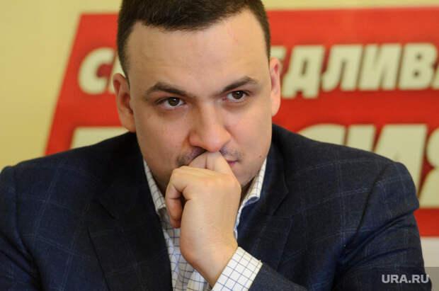 Пресс-конференция СР. Екатеринбург
