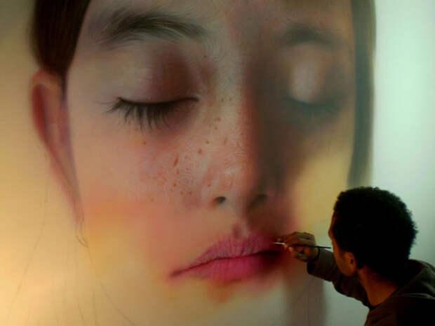 Художники, чье мастерство вызывает восхищение