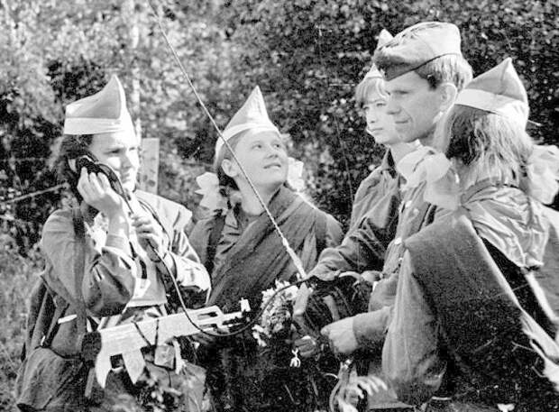 Школьники Советского Союза в фотографиях СССР, история, школа