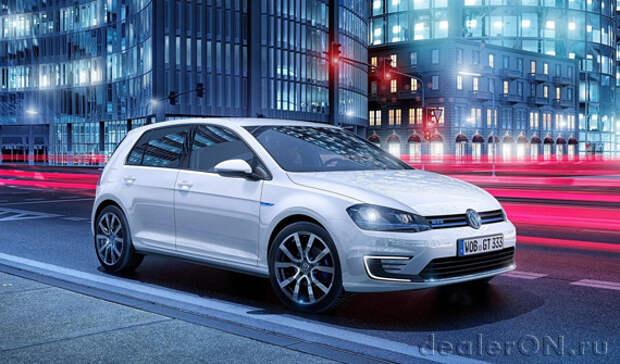 VW Group готовит плагины ожидая появления лучших аккумуляторов